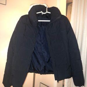 Uniqlo Navy Womens Small Jacket